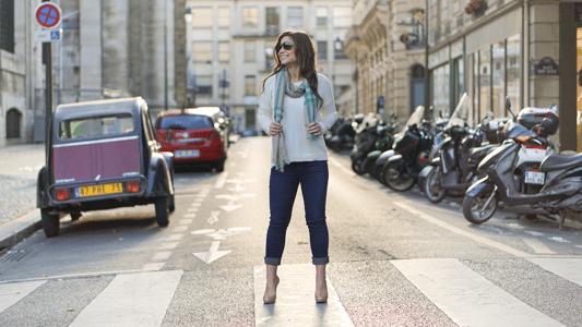 Paris Fashion Blog · Mornings in Paris
