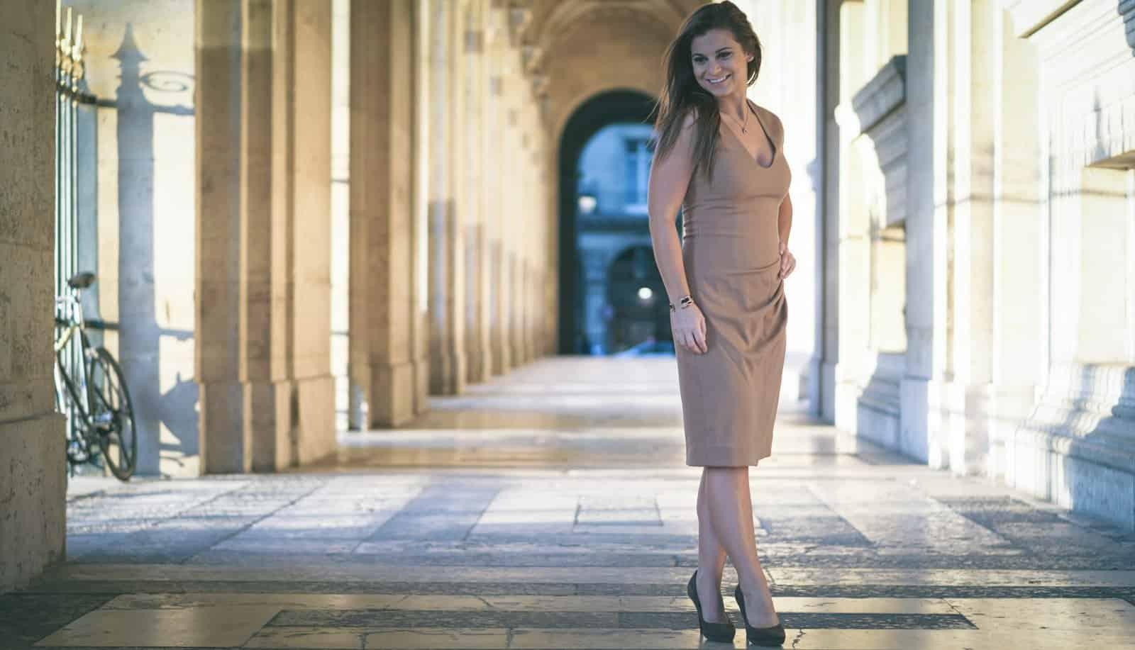 Petite in Paris ·Art Meets Fashion