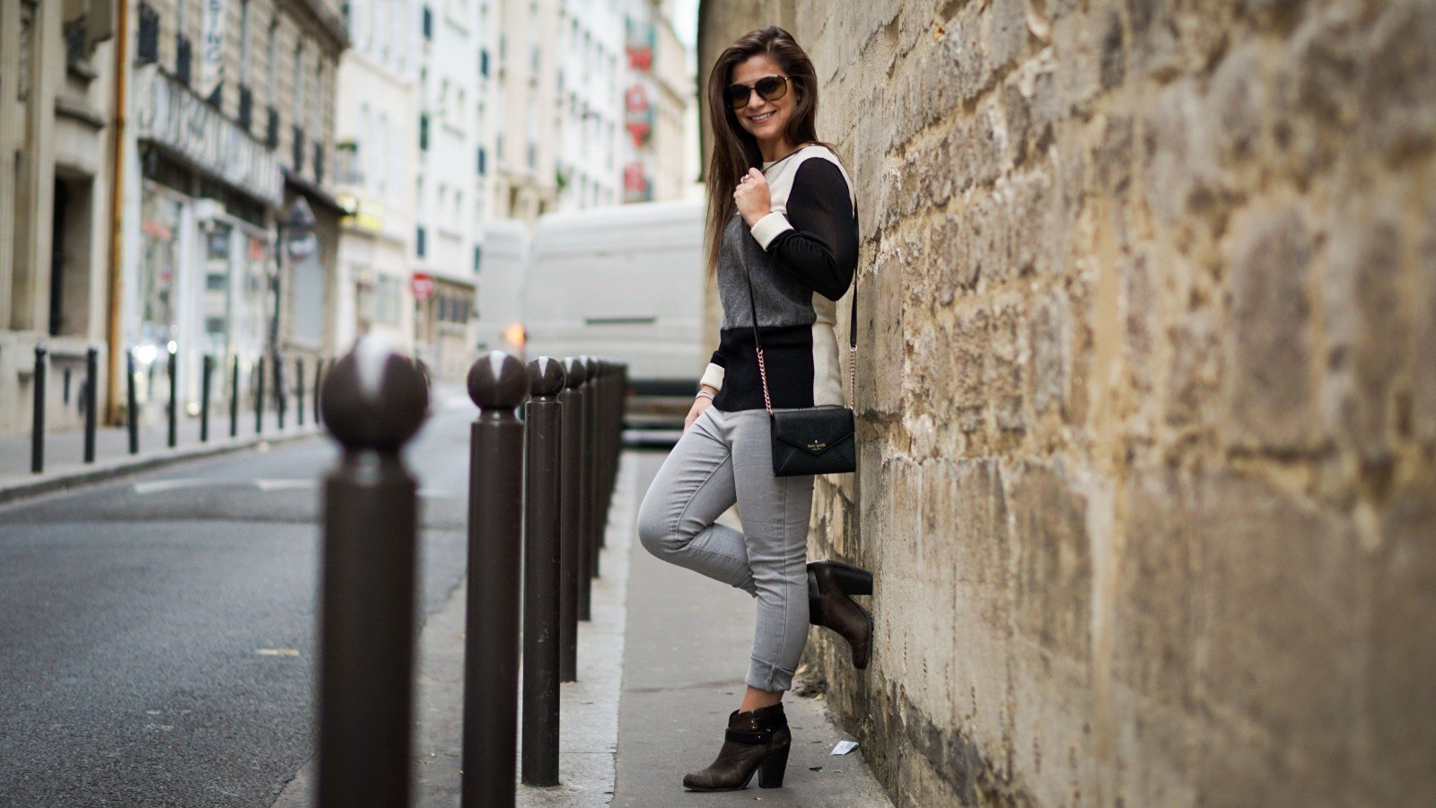 Petite in Paris · Fall into Style