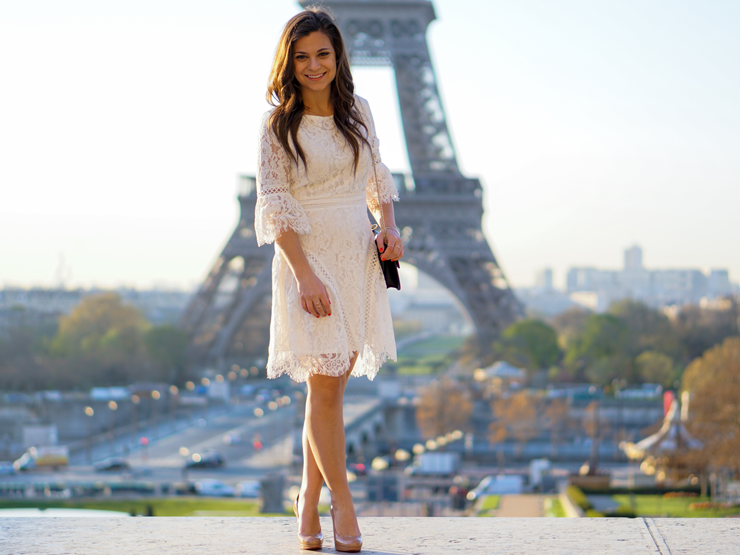 paris fashion week favorite dress
