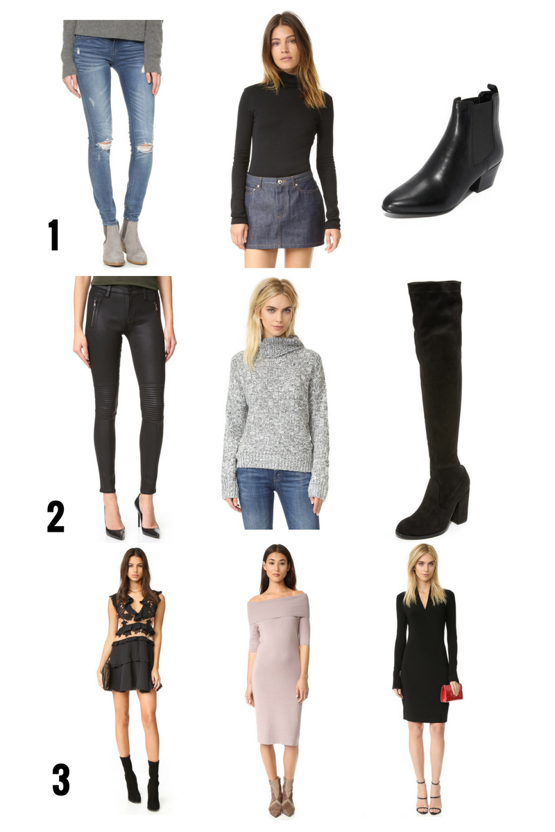 My favorite things from the shopbop sale