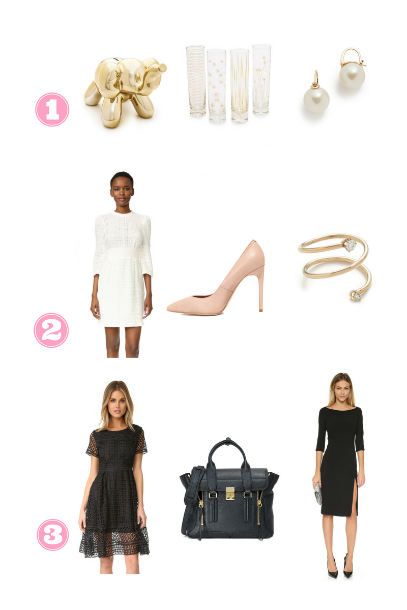 holiday gift guide shopbop paris
