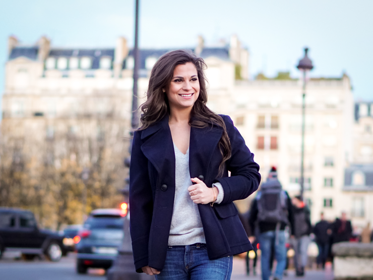 Petite in Paris fashion blogger talks about Marks and Spencer