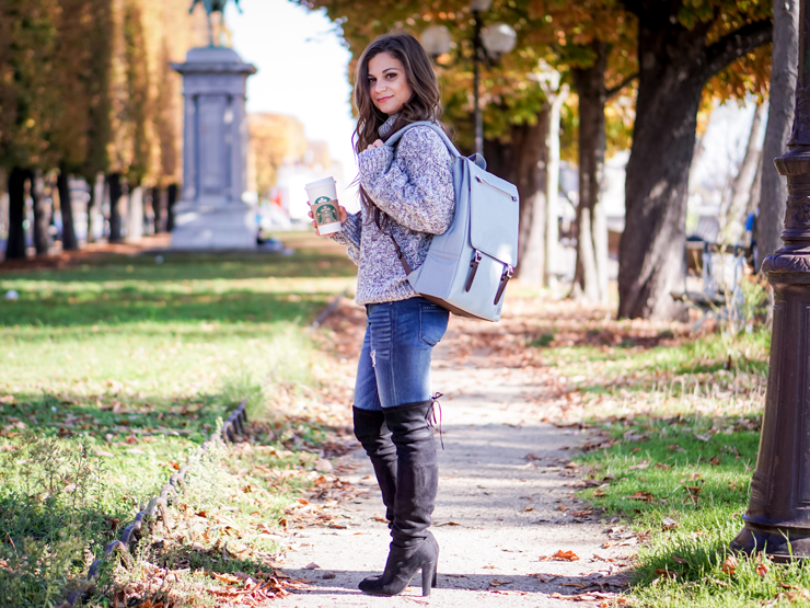 fall backpack fashion diane coletta