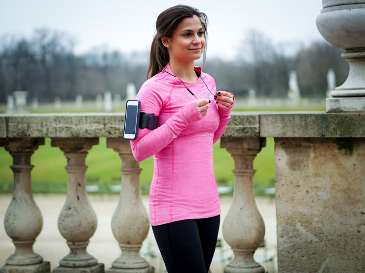 Best work out gear for running