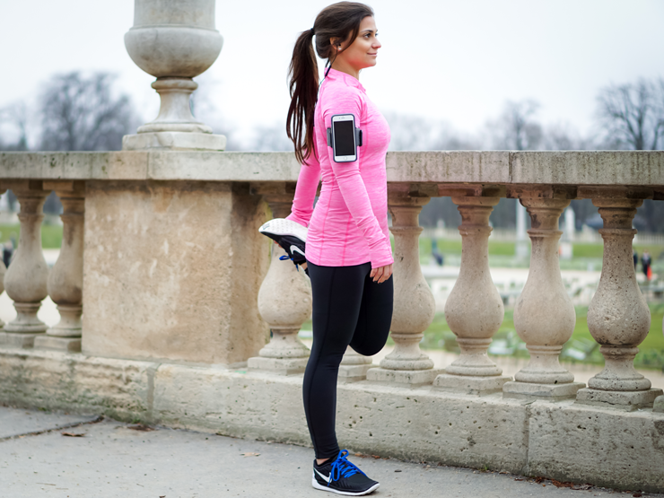 iphone holder when you go running