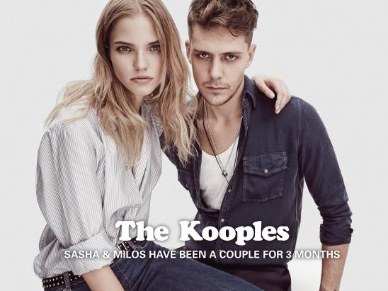 the kooples advertisement paris