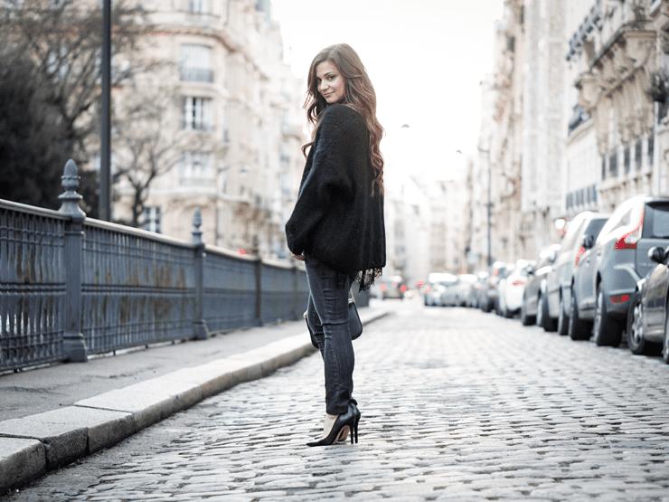 fashion blogger in paris