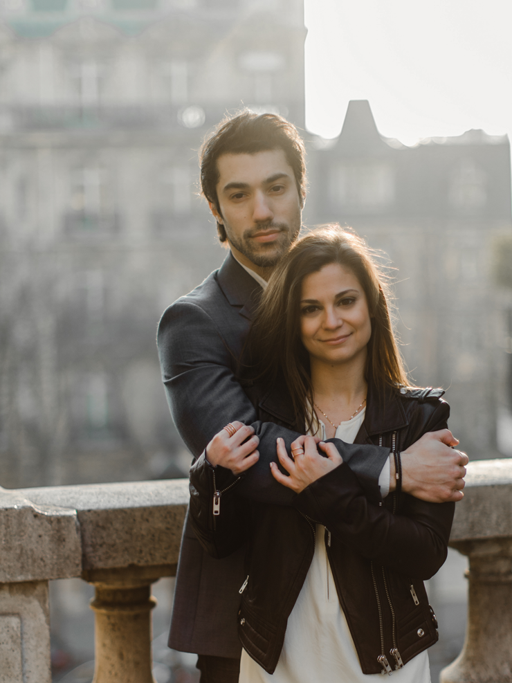 where to take Paris couple photos