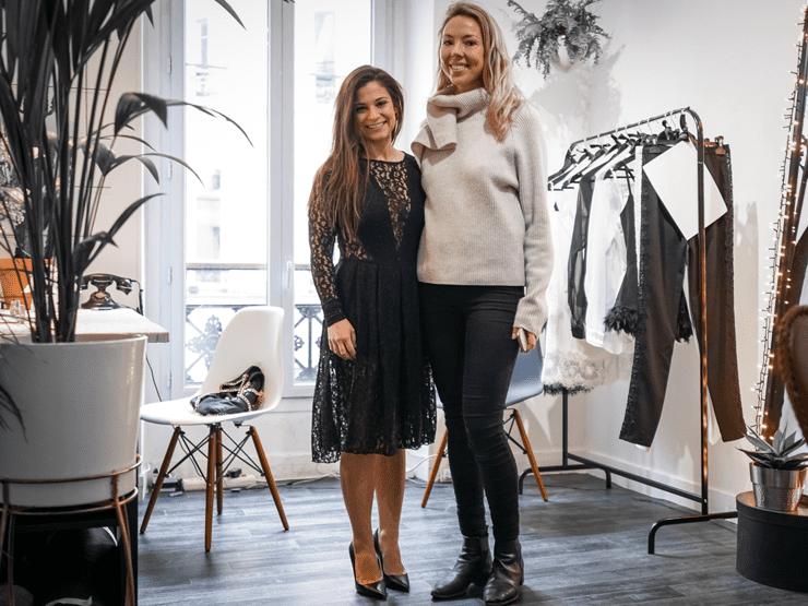 at the showroom paris fashion blogs