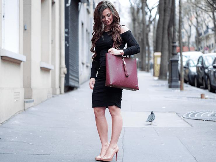 VVA handbag styled