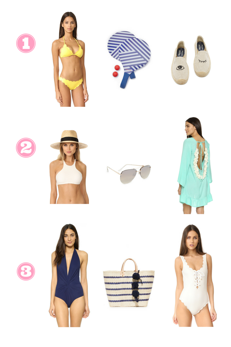 best swimsuits for the season