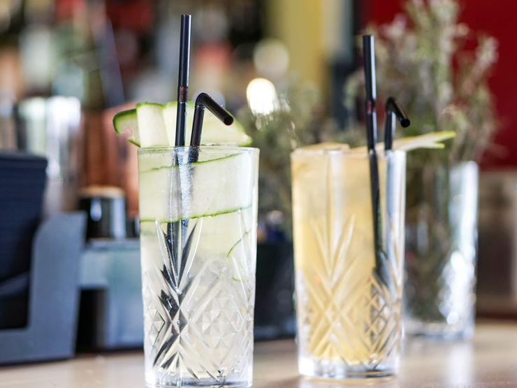 drink menu at terrass hotel