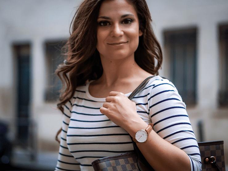 new petite classic watch by daniel wellington review