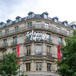 galeries lafayette food market in paris