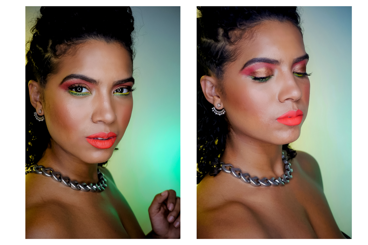 top make up trends for the summer