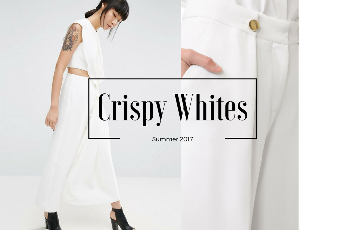 All White For Summer