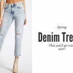 ultimate spring denim guide you'll go crazy over