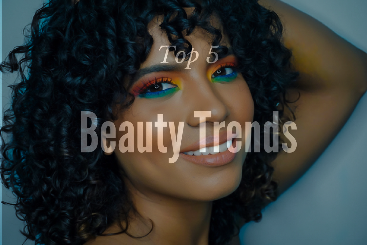 beauty trends for summer 2017