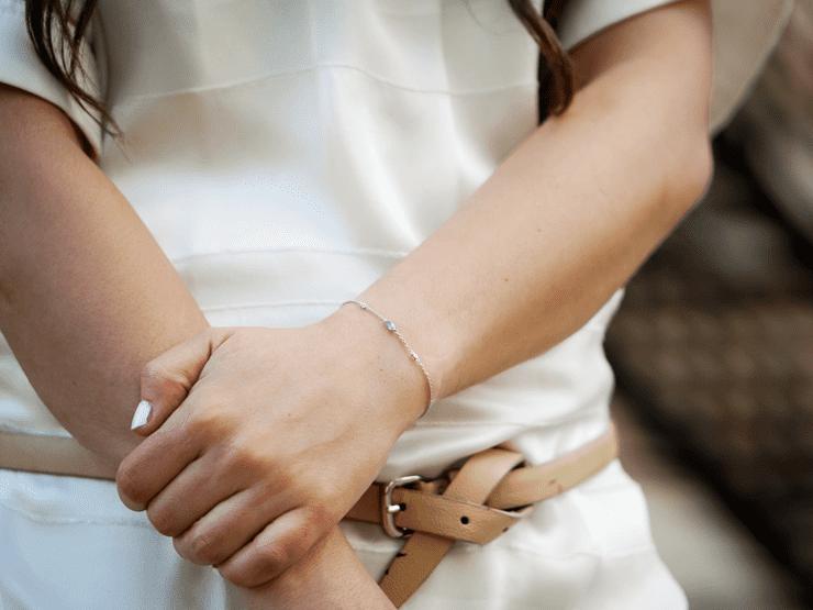 gorgeous dainty jewelry petite in paris
