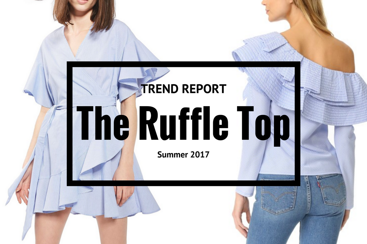 your ruffle top summer guide