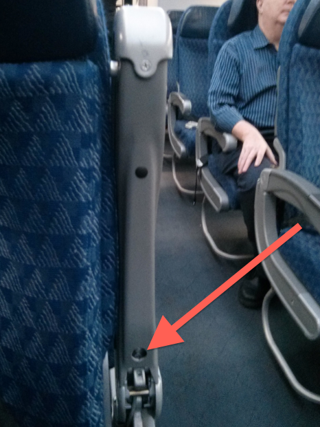 how to lift the armrest lever