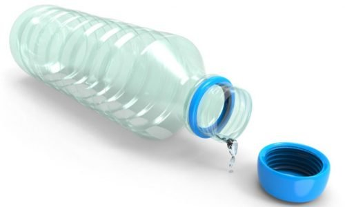 did you know you can bring empty water bottles through security?