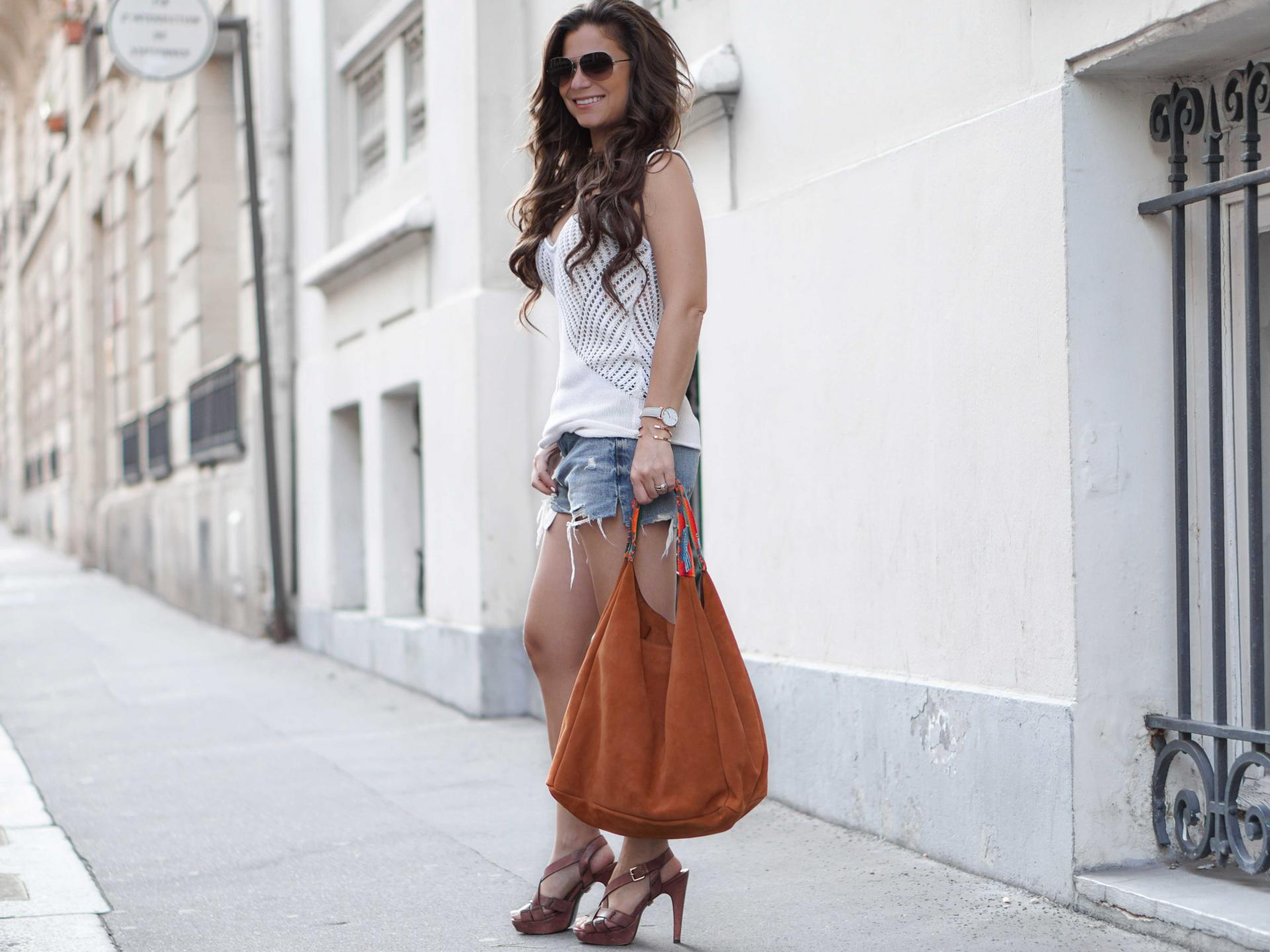 Keara bag hobo bag how to style