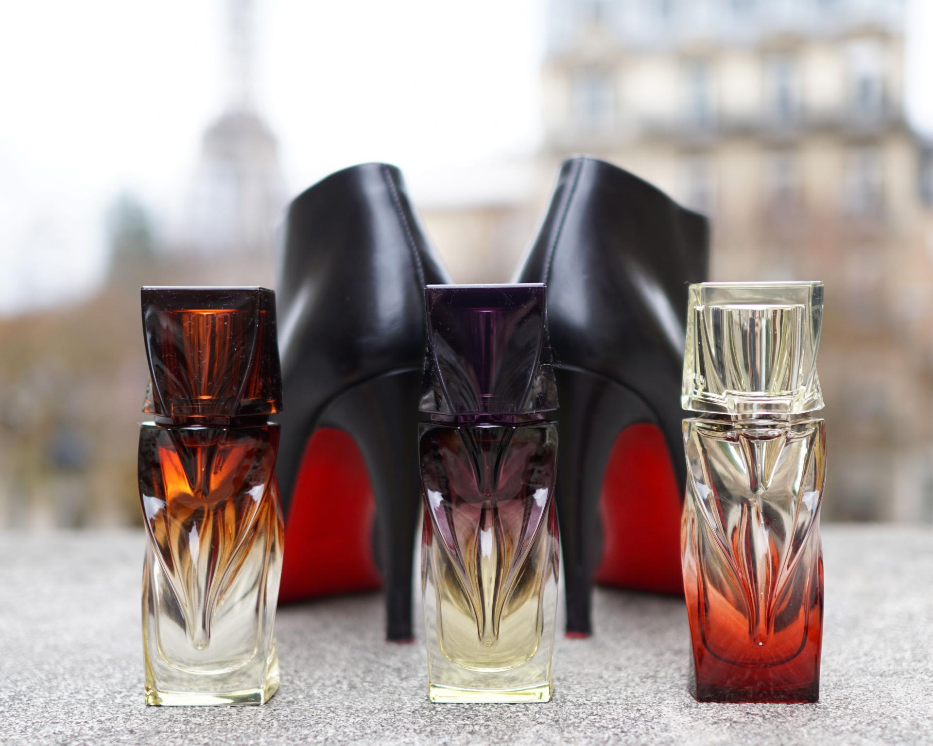 Christian Louboutins new perfume review