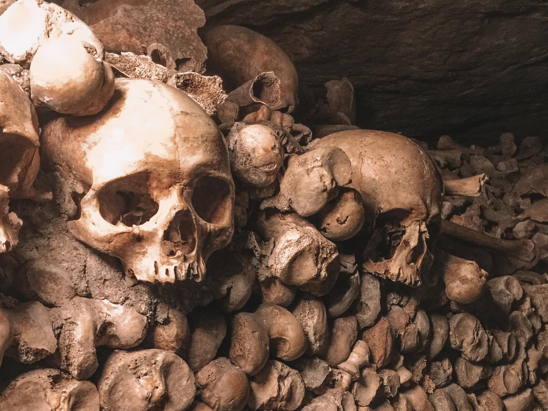 how to skip the catacombs line in Paris