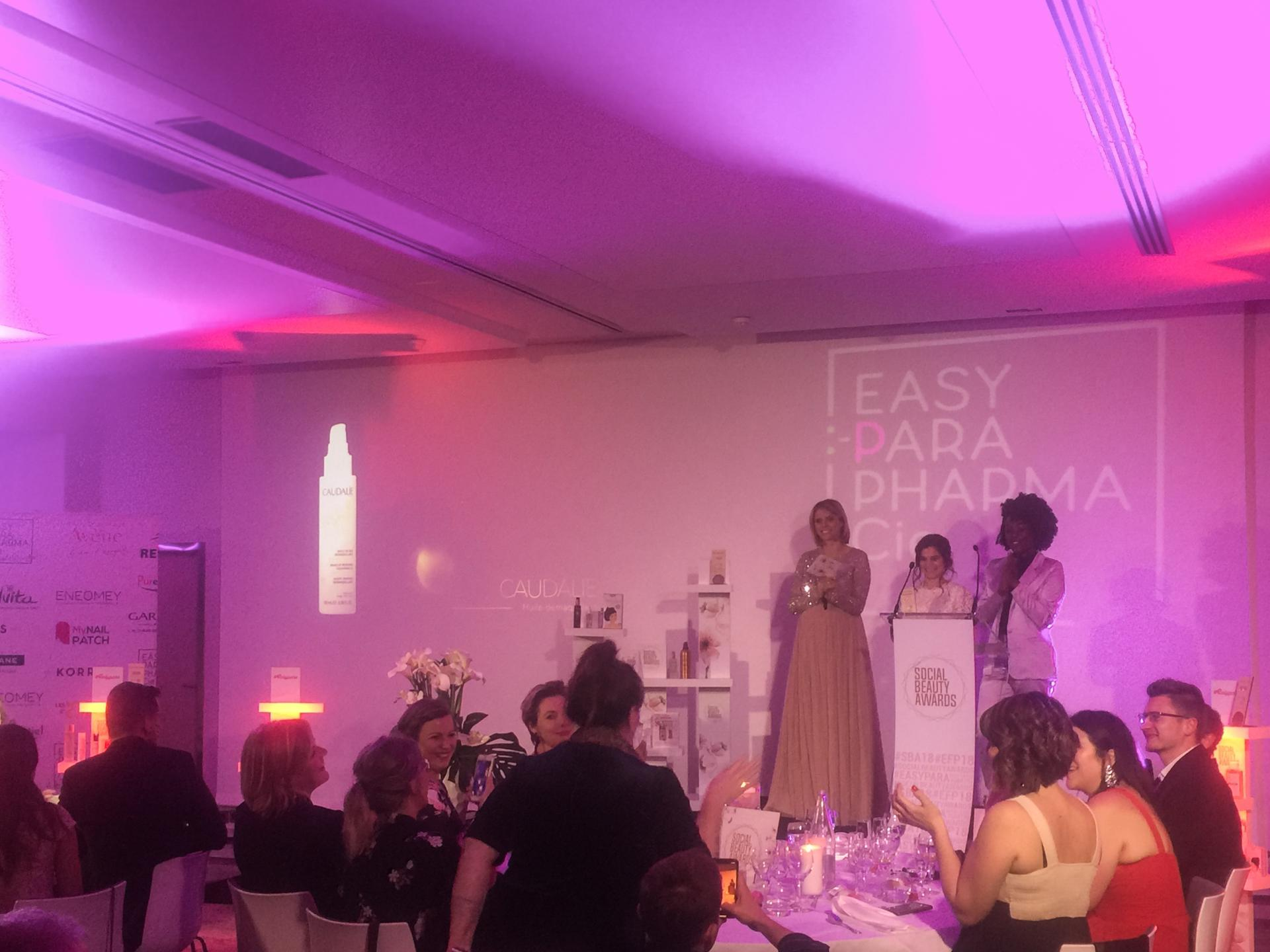 easypara social beauty awards