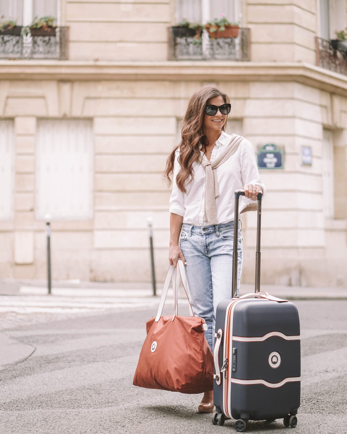 roland garros suitcase special edition