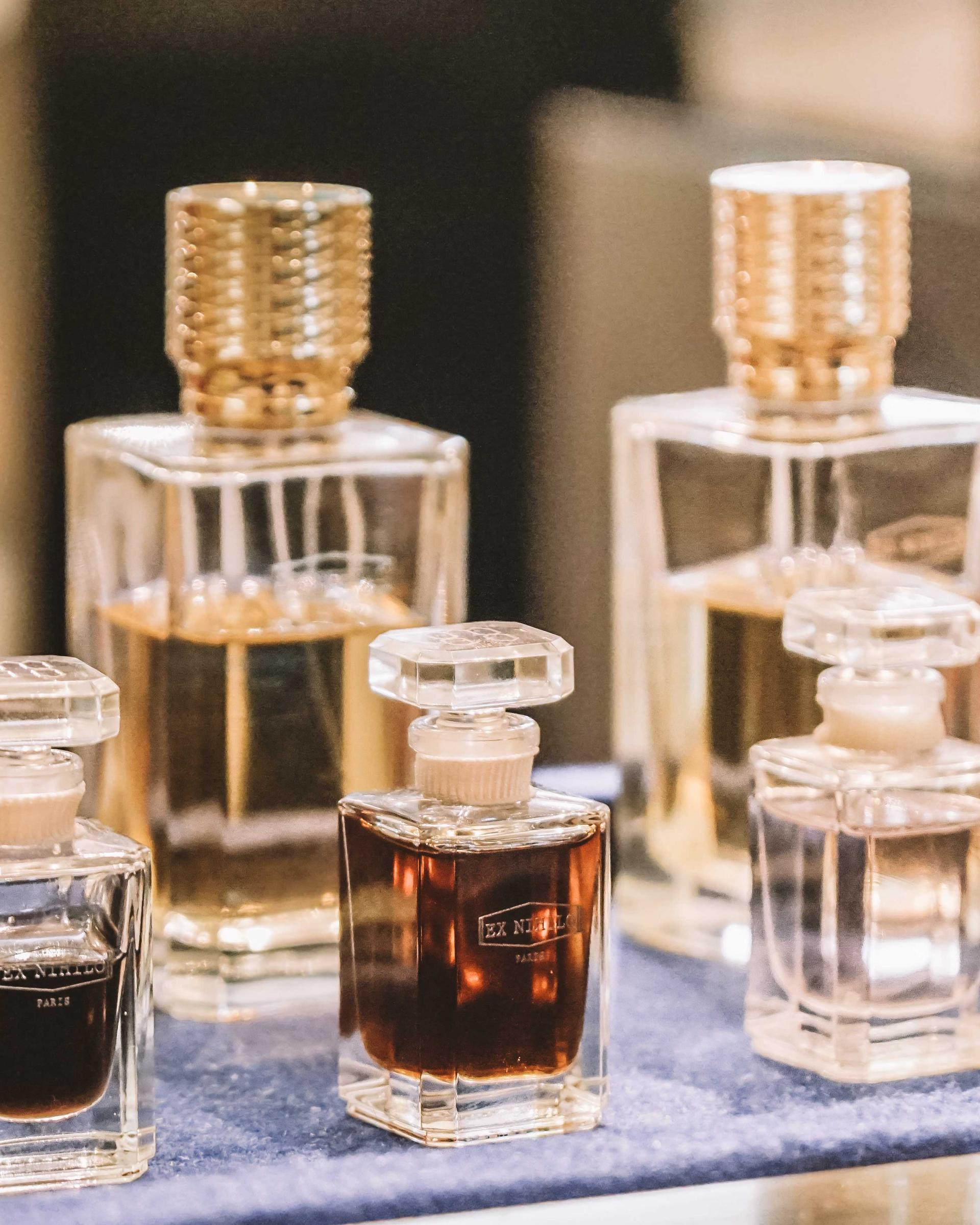 customize your own perfume in paris