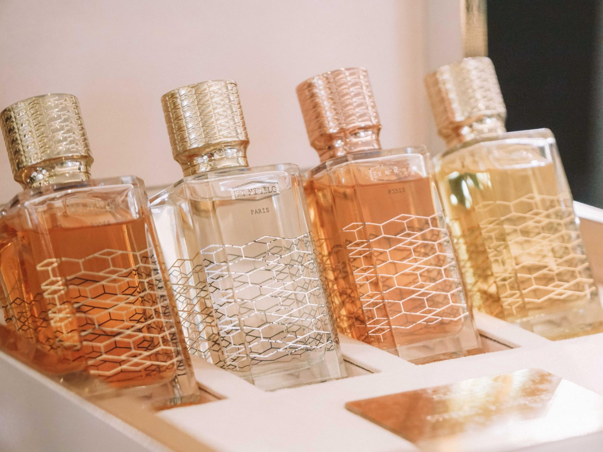 where to customize your own perfume in paris