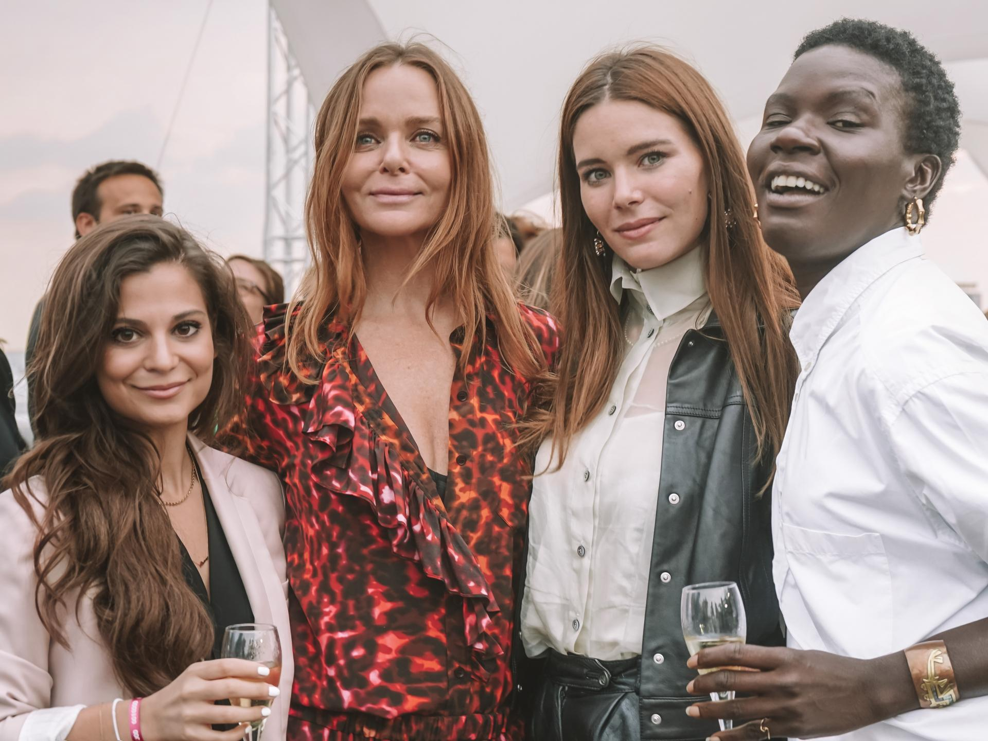 Stella McCartney Sustainable fashion in Paris