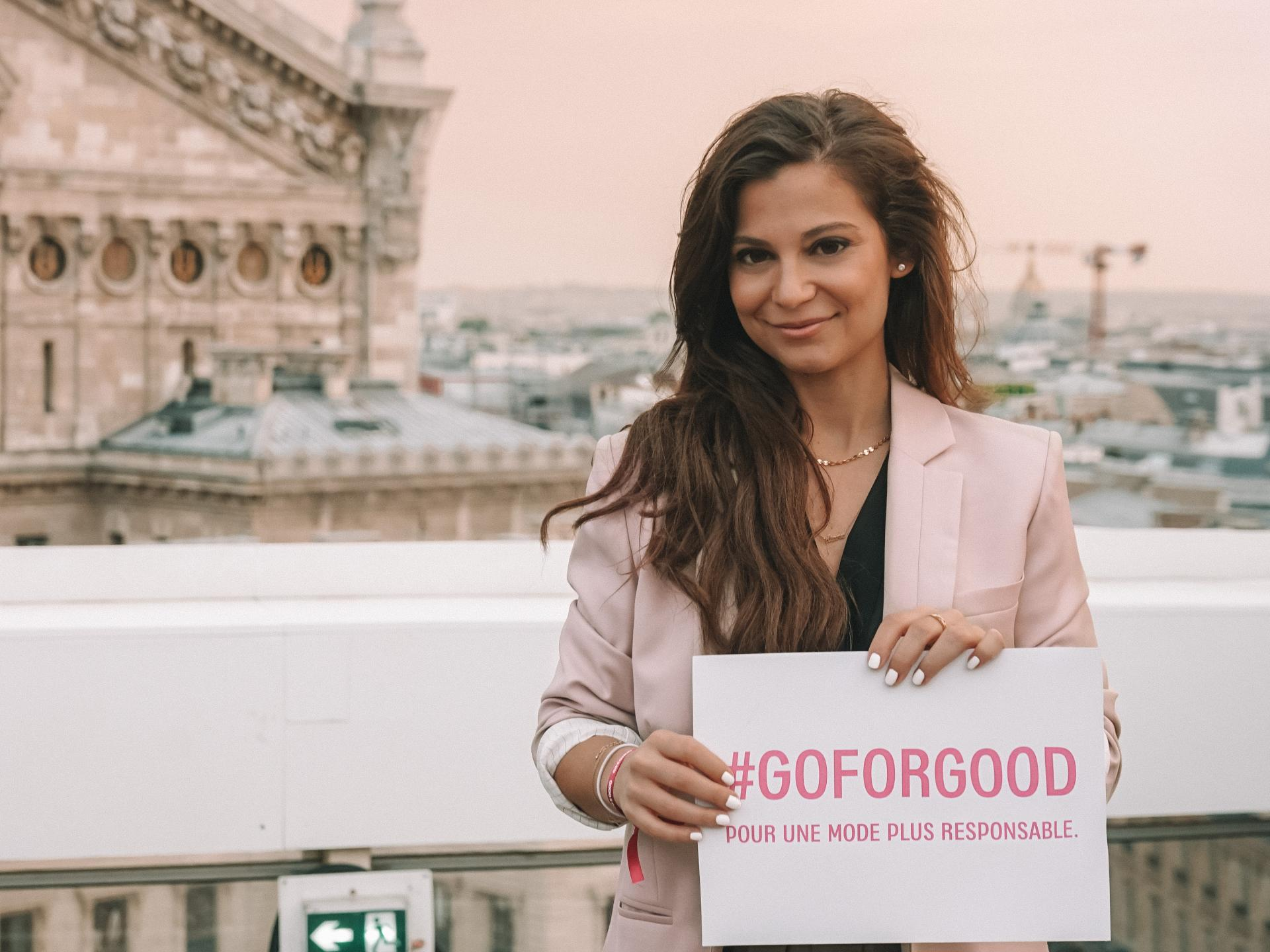 Galeries Lafayette Go For Good