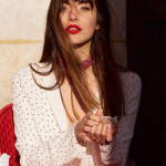 Parisian Red Lips