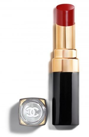 how to achieve the red parisian lip