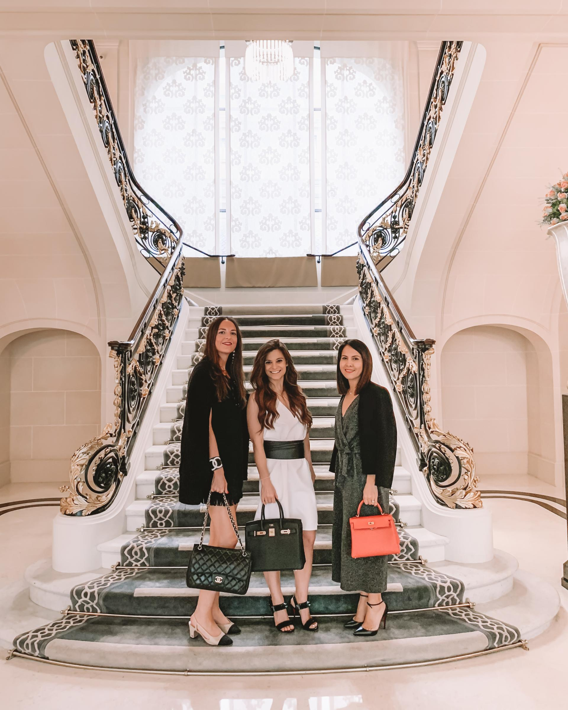 what to wear to the peninsula paris