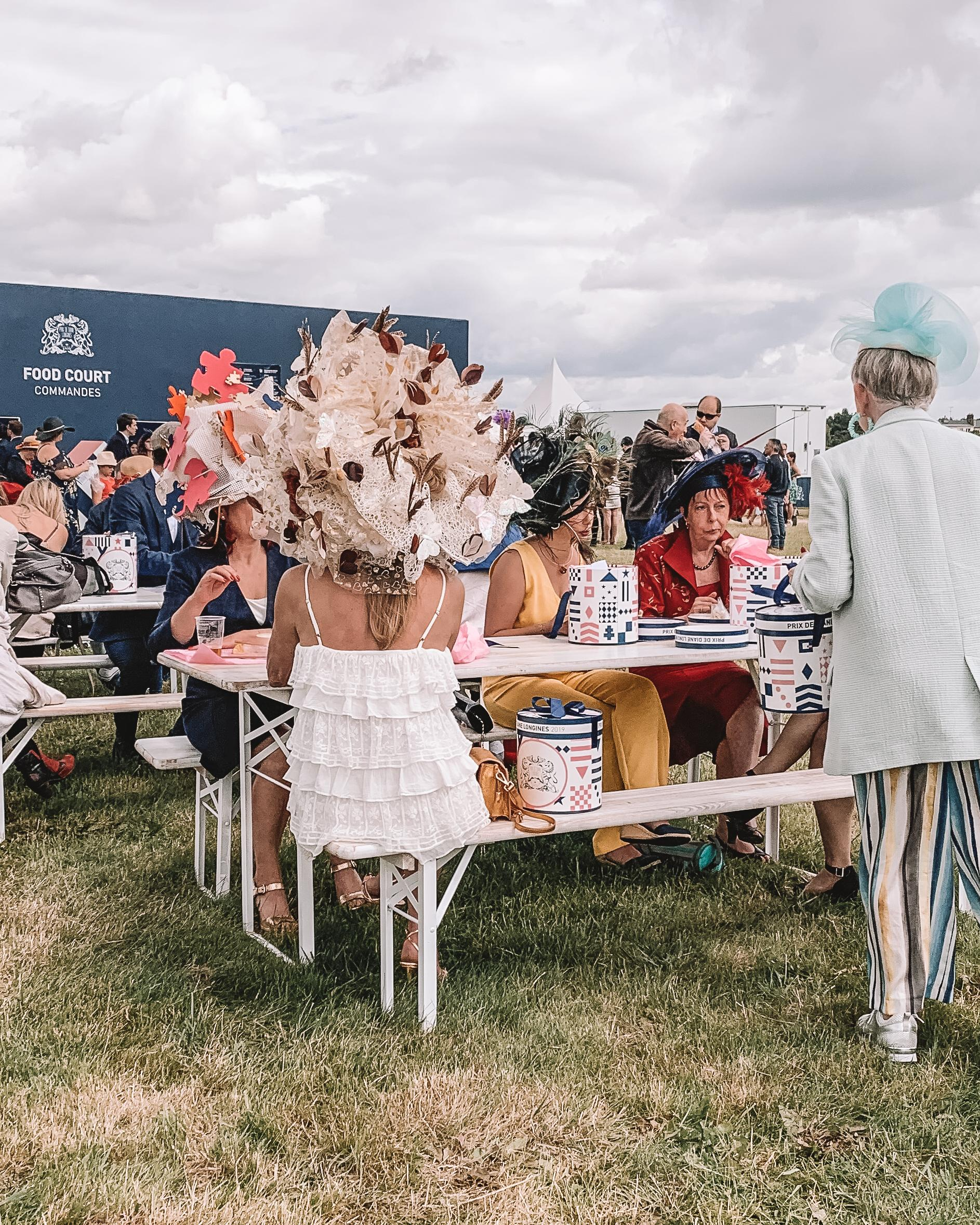 What To Wear To The Prix De Diane Longines