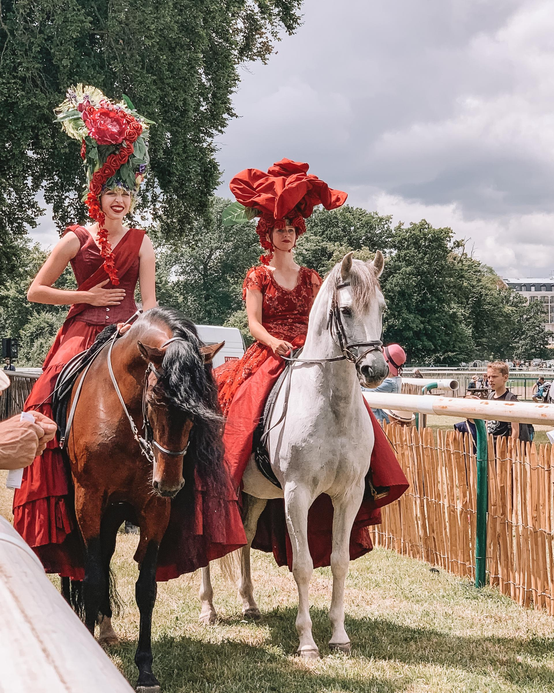 What type hat to Wear To The Prix De Diane Longines