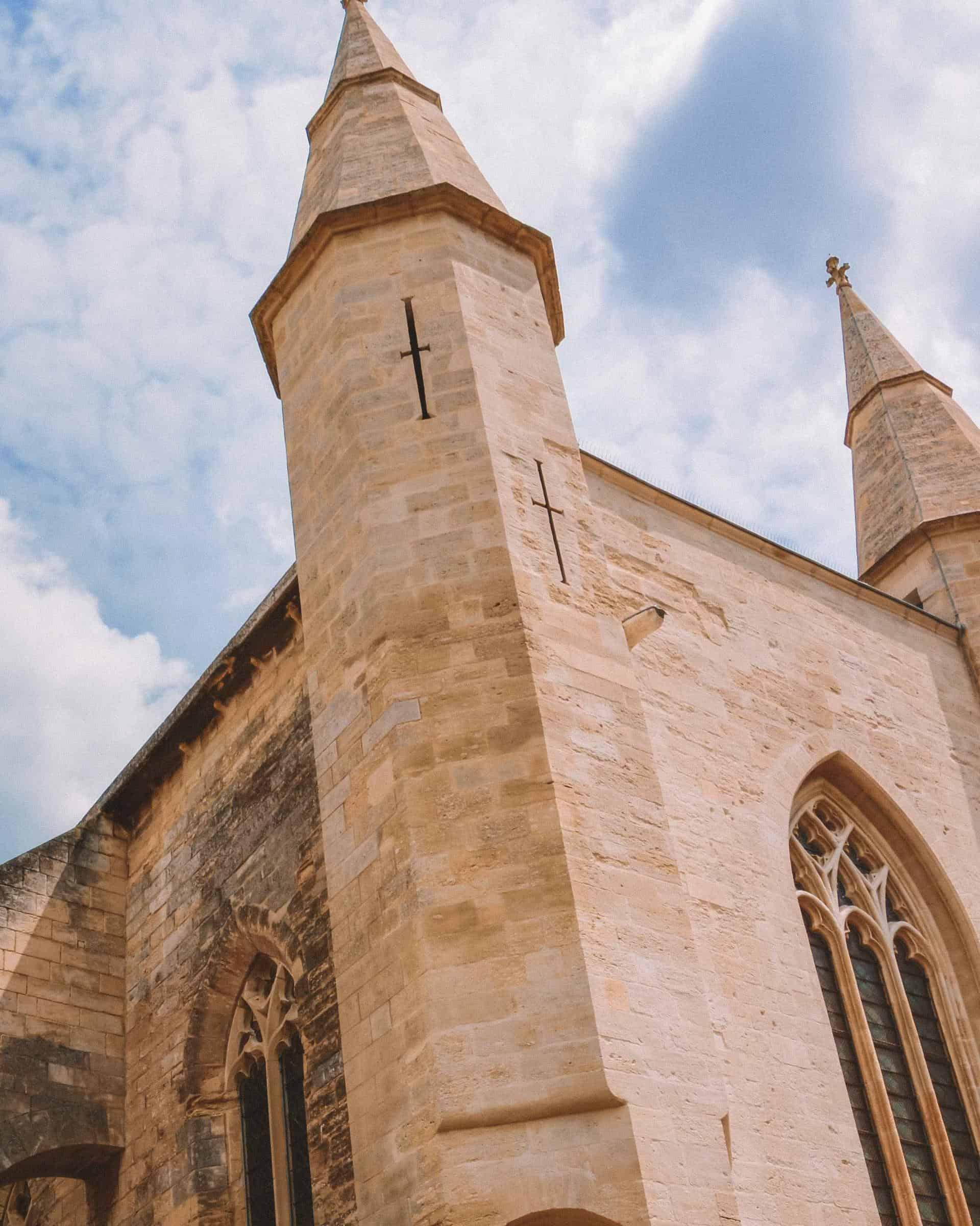 places to visit around Le Prieuré
