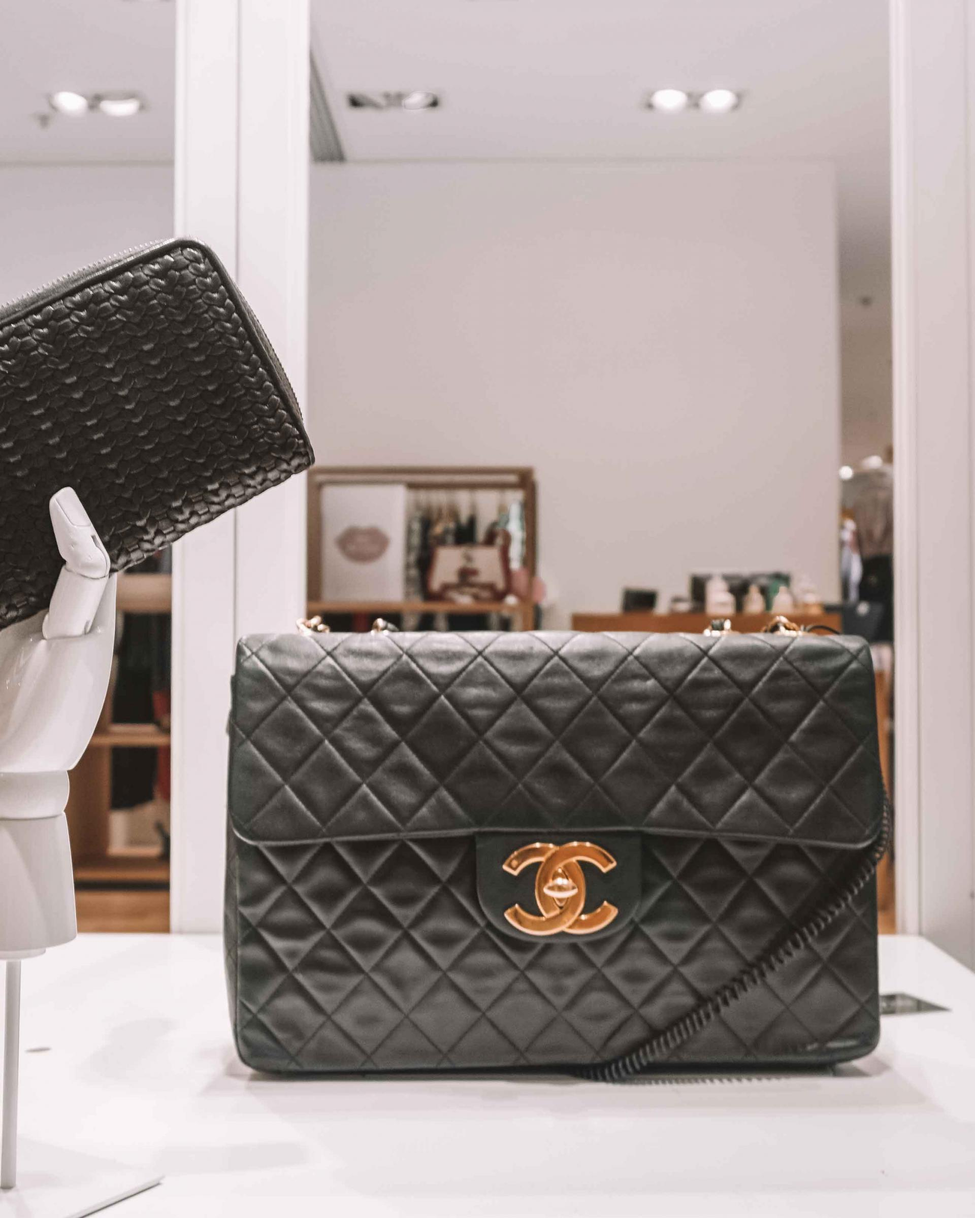 chanel handbags are cheaper in Paris