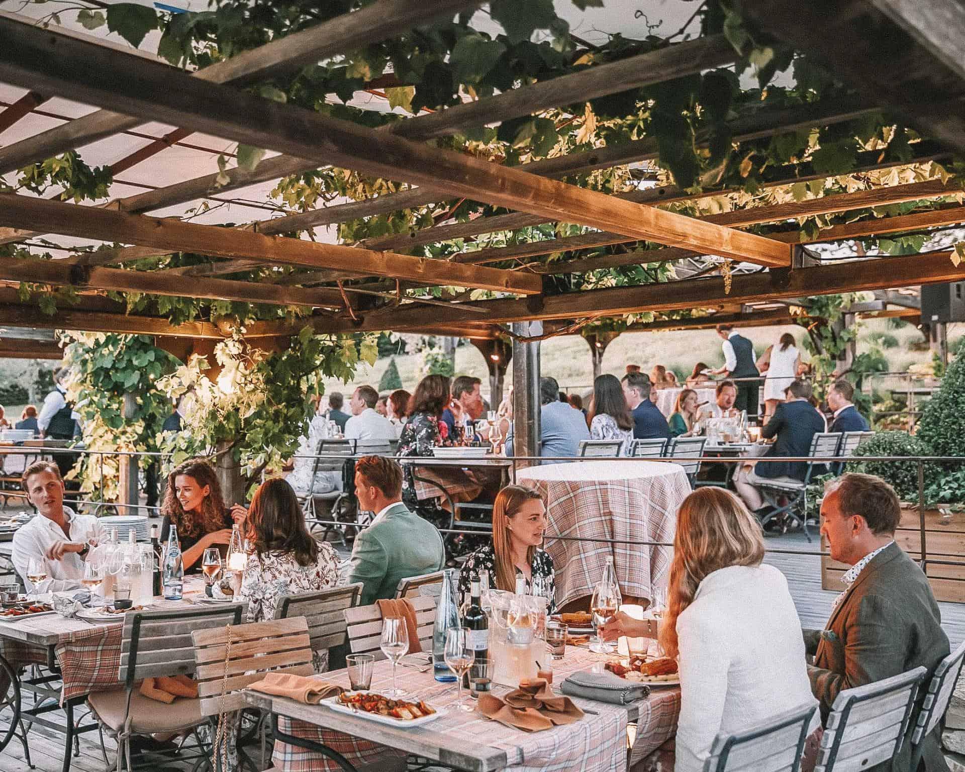 Coquillade Village restaurant