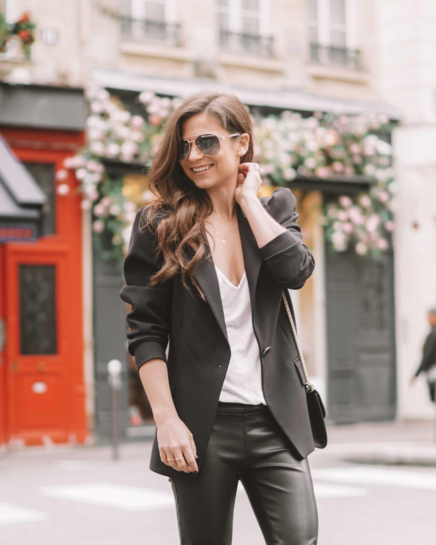 How to Style a Black Blazer for Women