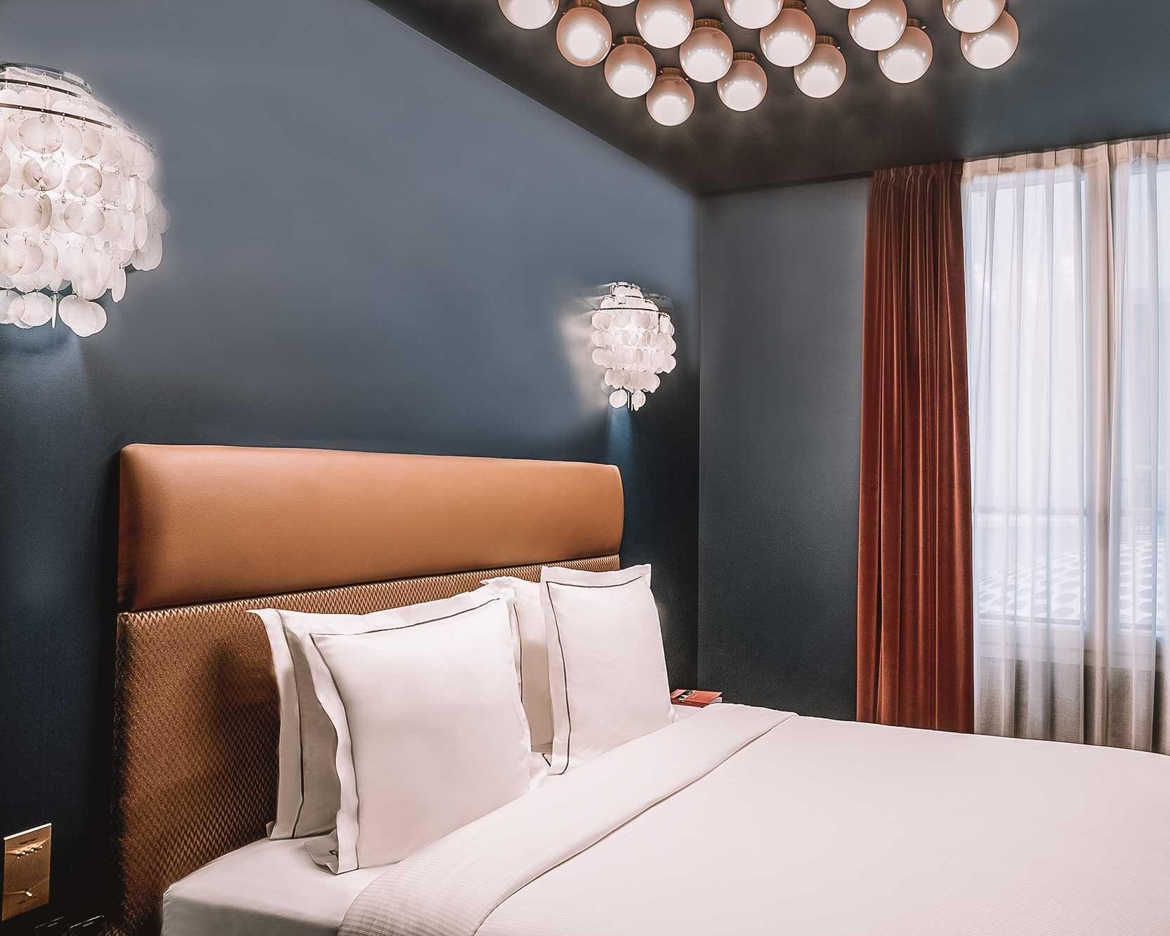 Hotel du Rond Point des Champs Elysees in Paris