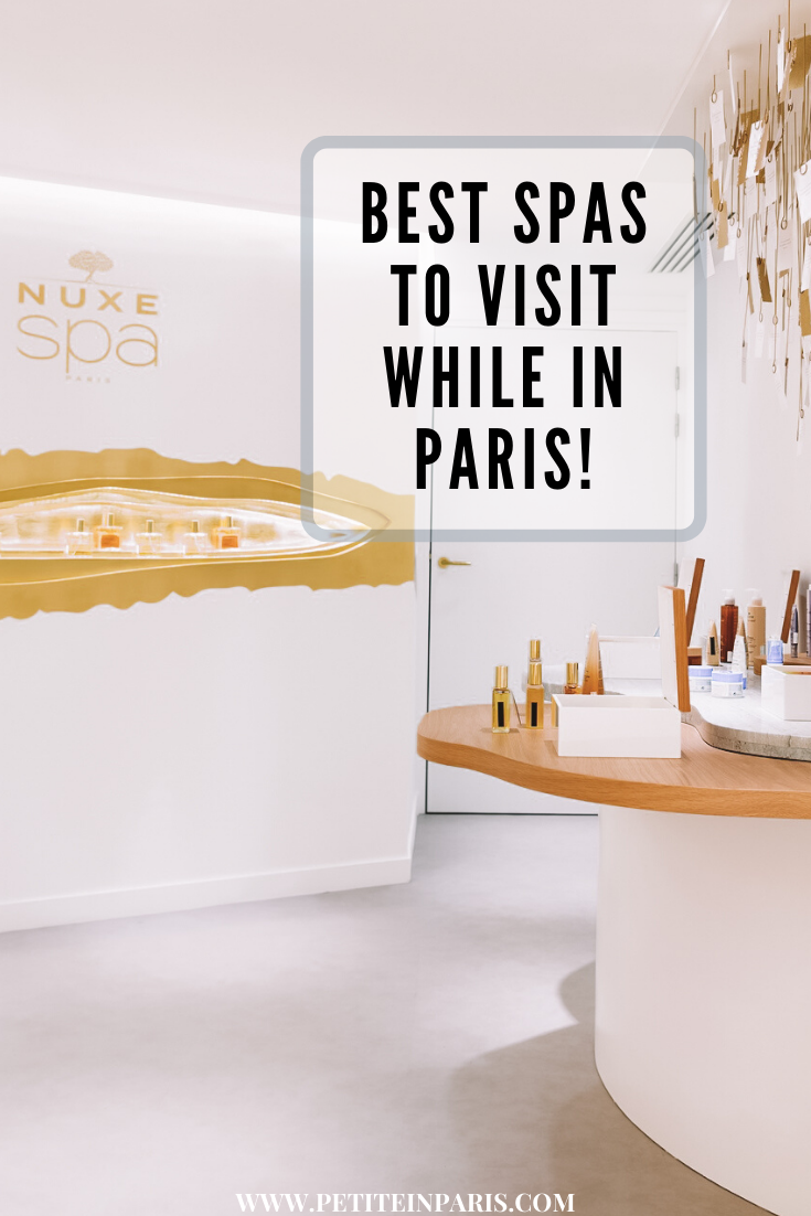 best spas to visit in paris