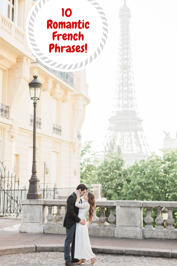 romantic french love phrases