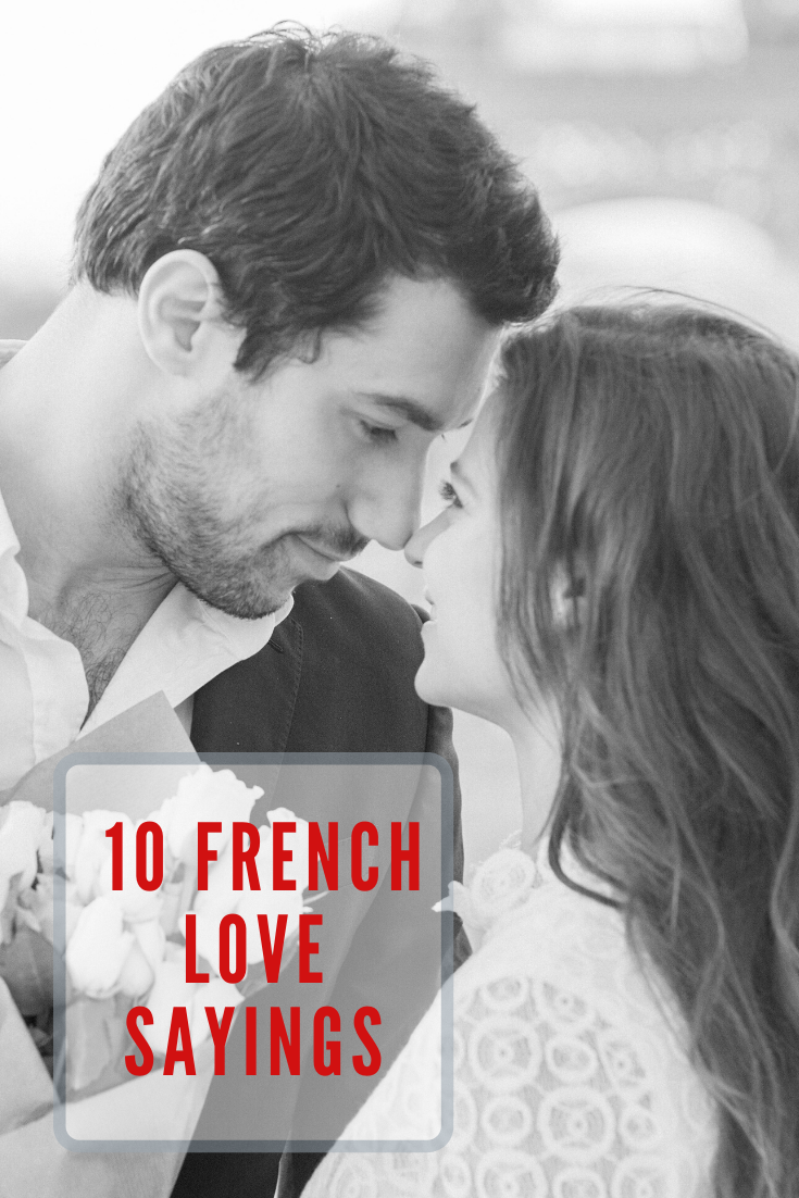 10 romantic french sayings
