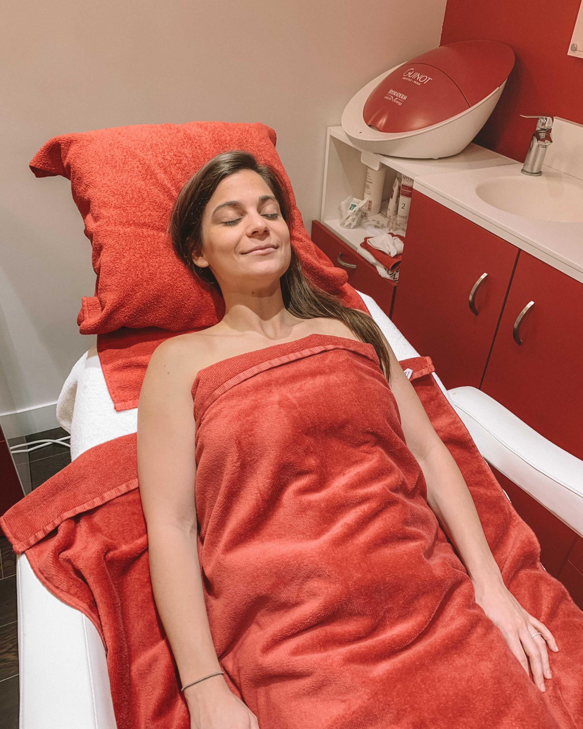guinot spa experience